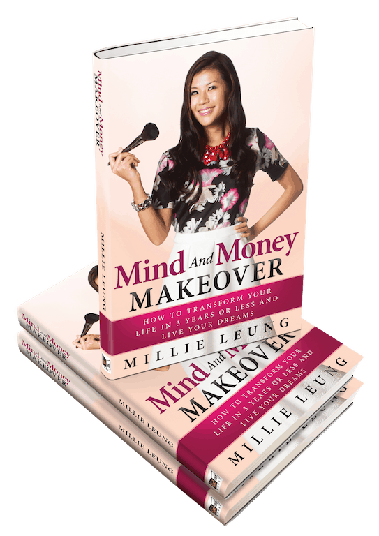 Mind and Money Makeover Book by Millie Leung