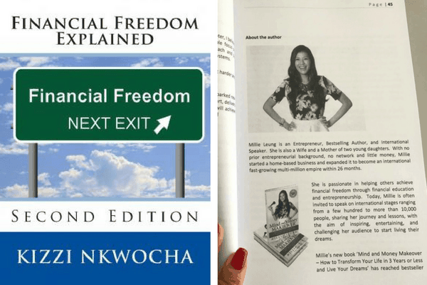 Financial Freedom Explained Collage