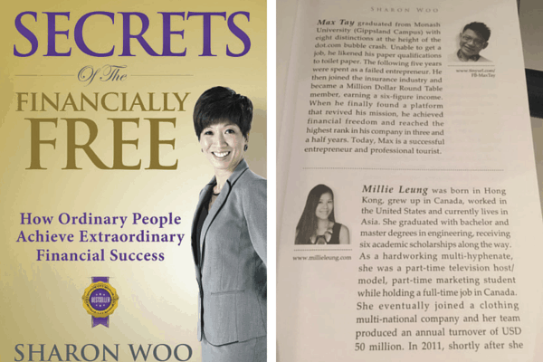 Secrets of the Financially Free Millie Leung
